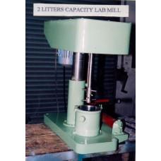 Attritor - Lab Model
