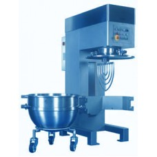 Planetary Mixer for Dry Mixing of Powder