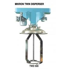 Twin Shaft Disperser